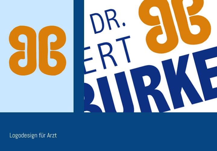 Logodesign / Logogestaltung für Arzt