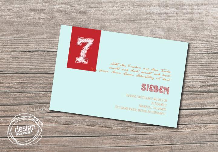 Geburtstagseinladung Einladungskarten