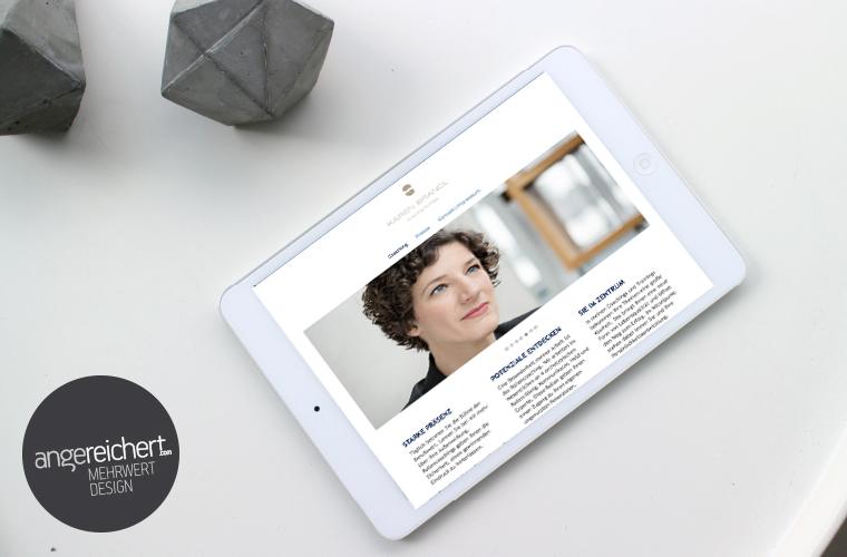 Gestaltung und Programmierung Ihrer Homepage