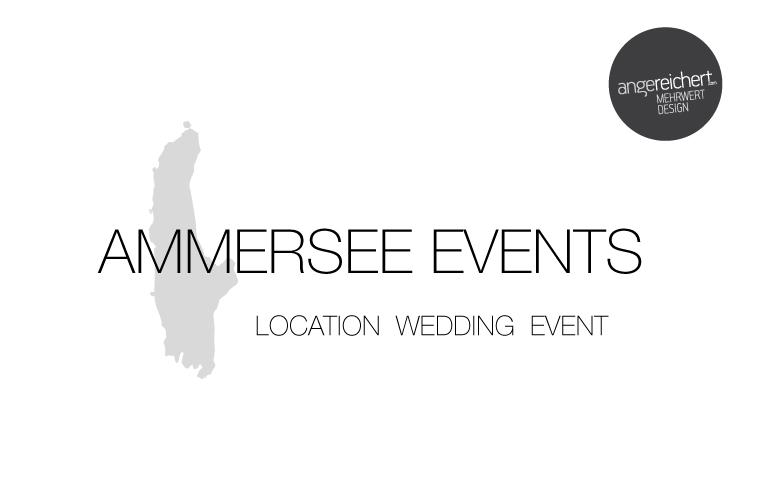 Logo für eine Eventagentur