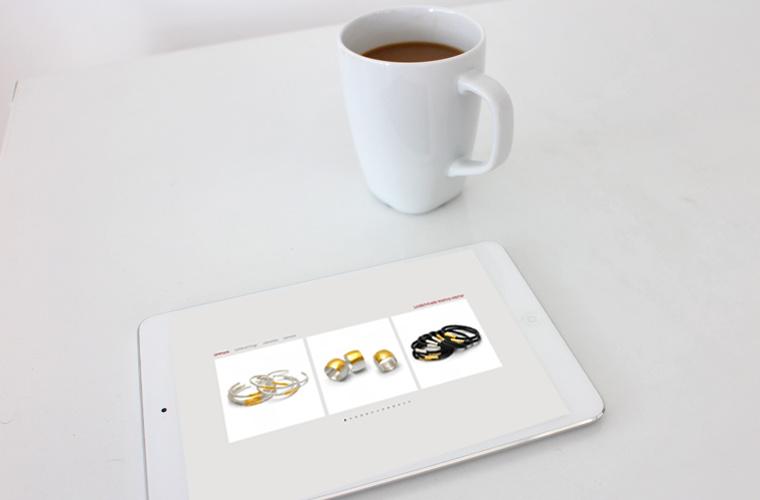 Homepageprogrammierung Goldschmiede