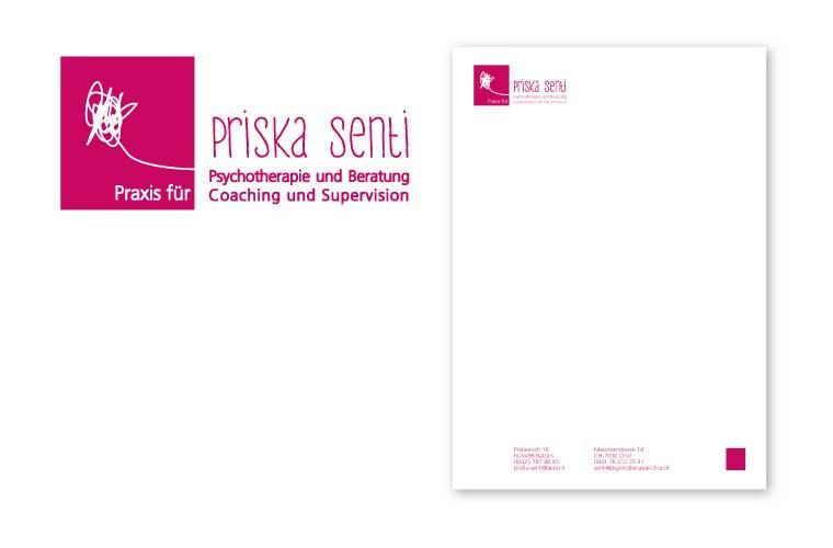 Logo und Briefpapier von angereichert.com